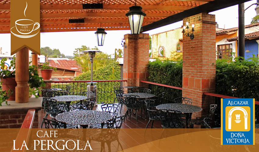 Restaurante Café La Pérgola